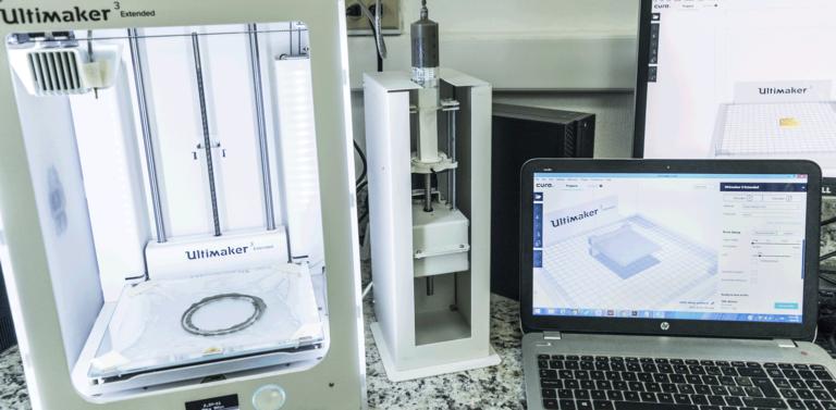 Así se construye con una impresora 3D cementos progreso guatemala