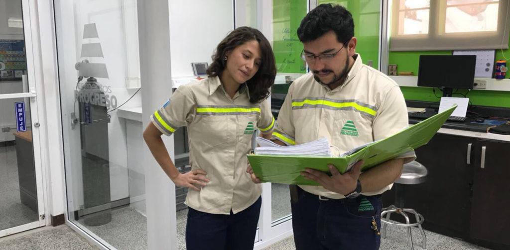 Centro de Investigación y Desarrollo CID Guatemala cementos progreso