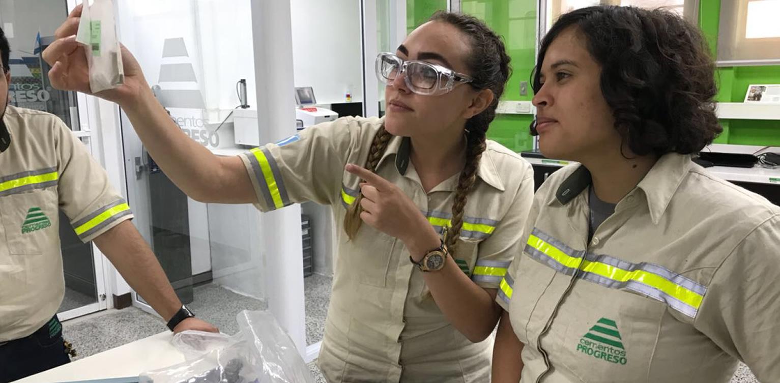 Centro de Investigación y Desarrollo CID Guatemala cementos progreso v2