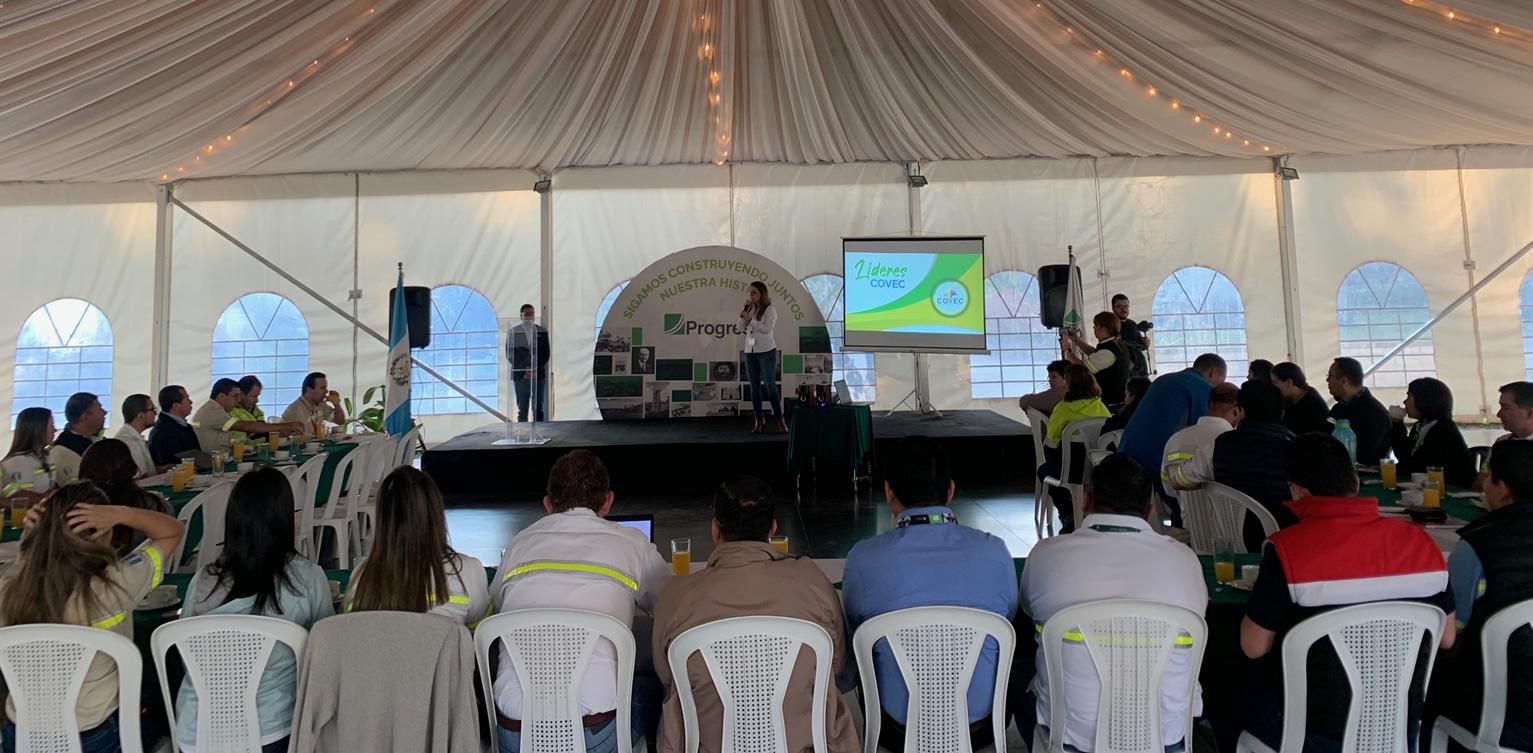 Los valores son los pilares importantes en la organización cempro cementos progreso guatemala