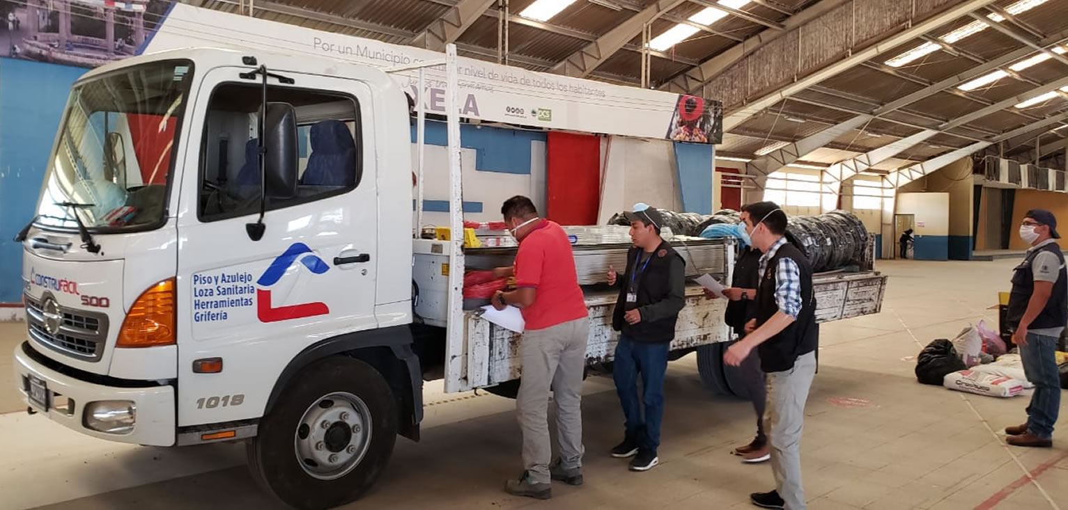 cementos progreso En Quetzaltenango también estamos, y colaboramos con la ampliación del hospital