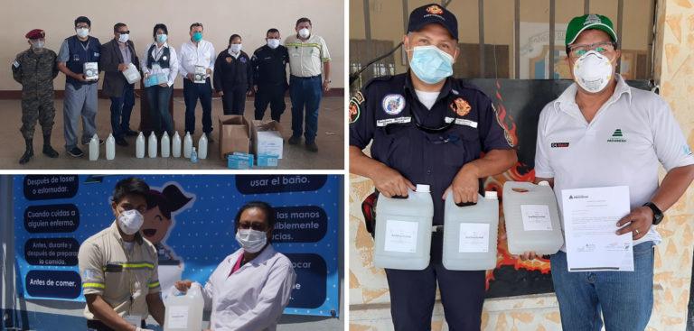 Juntos Saldremos Adelante- La salud de nuestras manos es prioritaria cempro cementos progreso guatemala