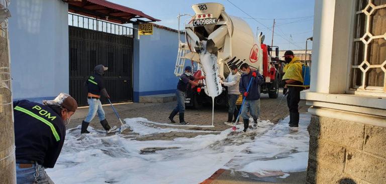 Quetzaltenango también saldrá adelante con ayuda de todos cempro cementos progreso guatemala