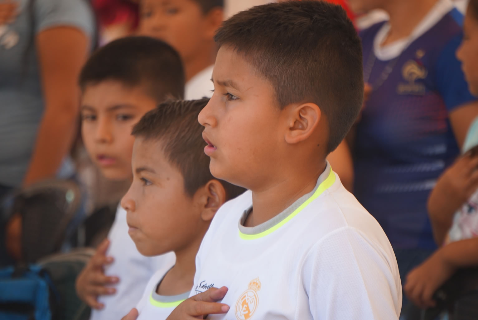 Los procesos de prevención y la formación deportiva no descansan en la zona 6 fundacion real madrid guatemala cmepro cementos progreso 2020