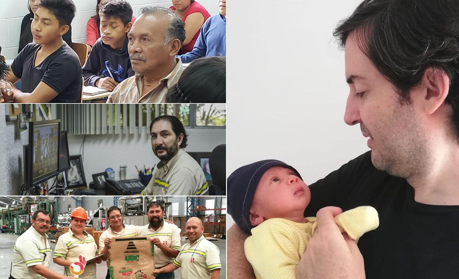 feliz dia del padre cementos progres cempro guatemala