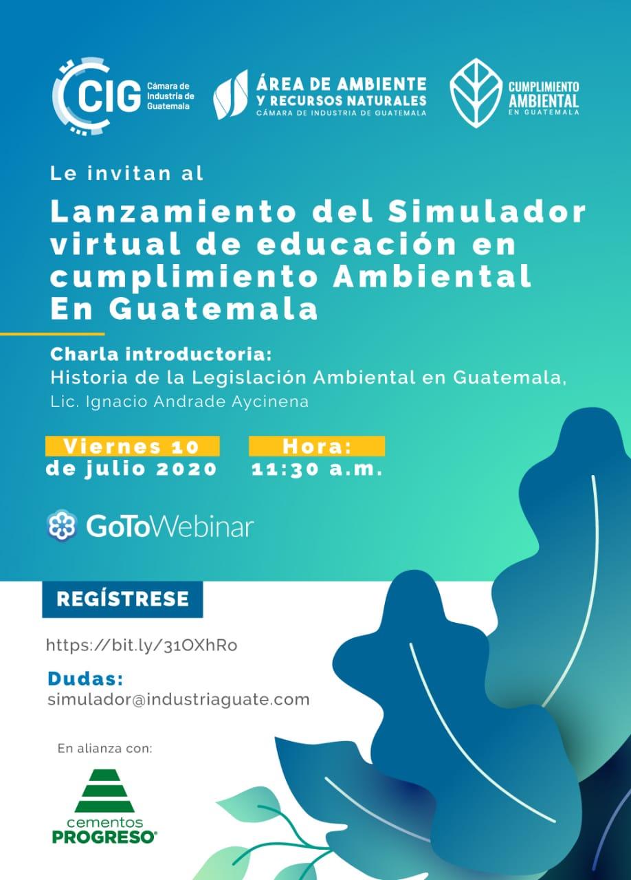 Simulador Virtual Cementos Progreso & Cámara de Industria Guatemala
