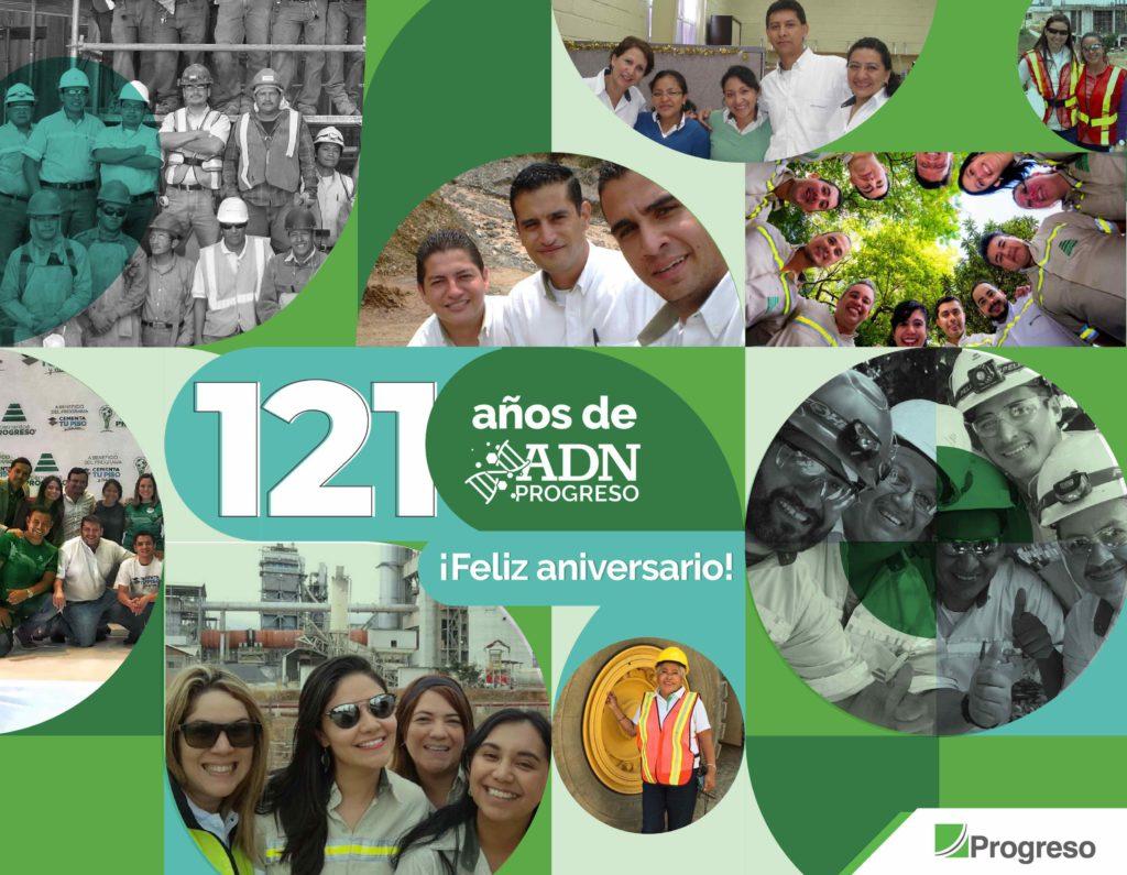 POSTAL 121 ANOS cempro guatemala