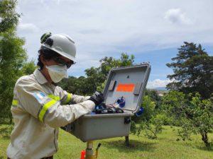 certificación ISO 14001 planta san gabriel san juan sacatepequez guatemala progreso planta de cemento