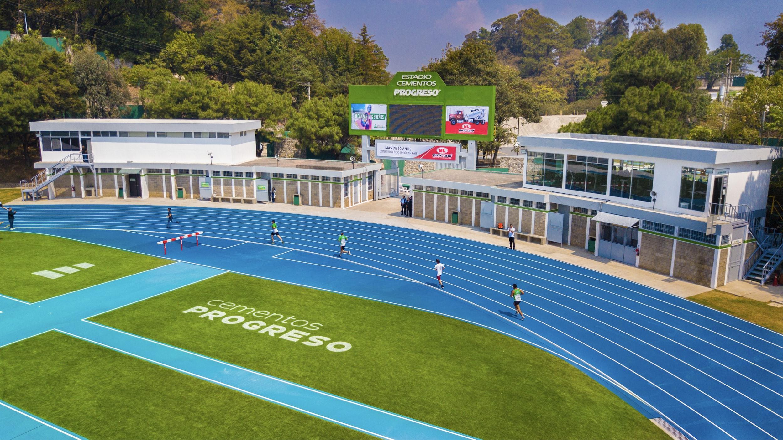 estadio cementos progreso guatemala centro america zona 6 ciudad capital