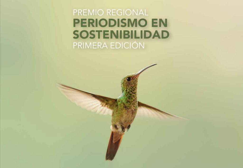 primera edición periodismo en sostenibilidad regional progreso latam