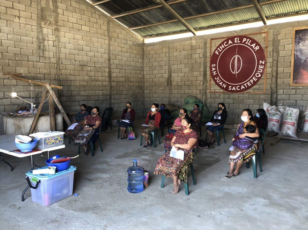 finca el pilar cocina nutritiva guatemala