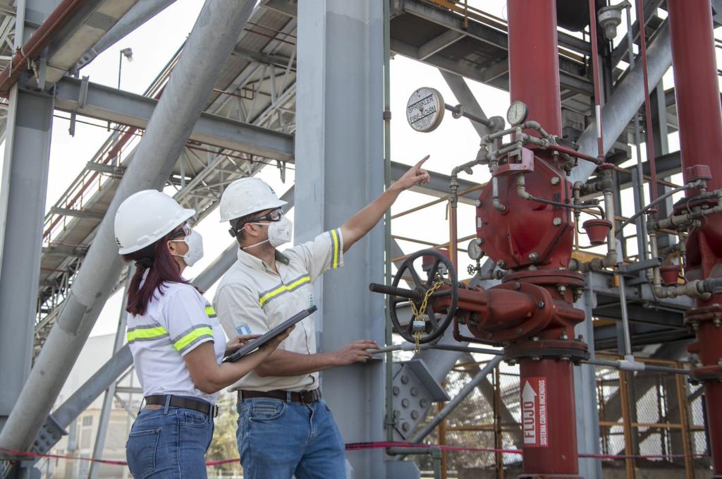 British Safety Council otorga a Cementos Progreso el International Safety Award progreso central america