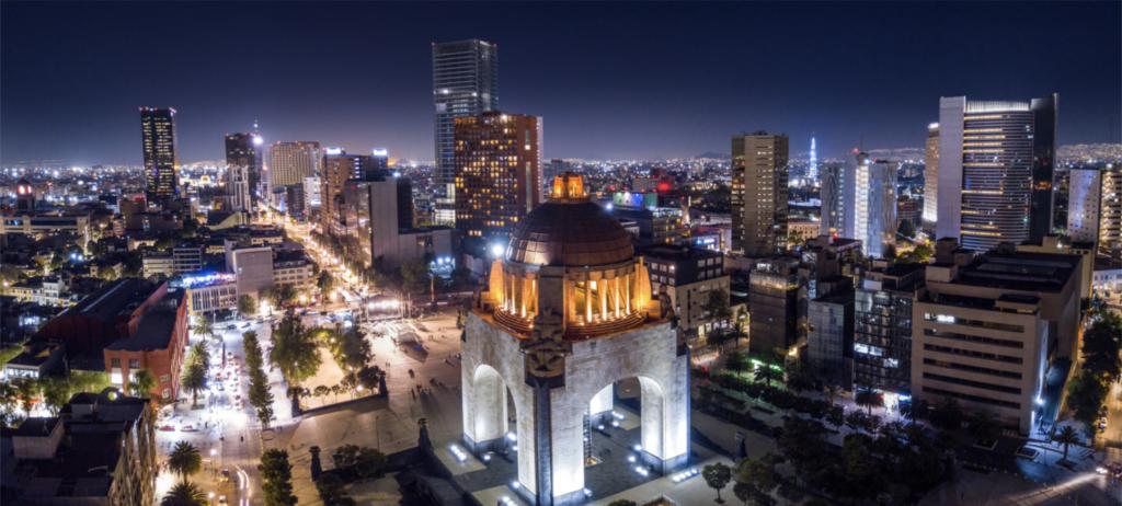 avenida insurgentes ciudad de mexico electronova progreso latam generador de energia