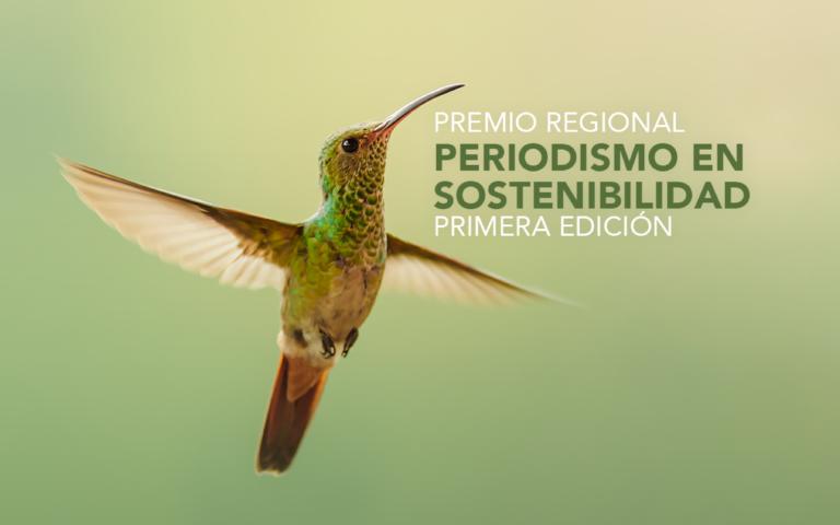 progreso latam presenta primer premio periodistico de sostenibilidad