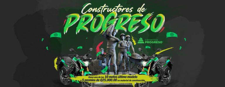 promocion constructores de progreso cementos progreso guatemala