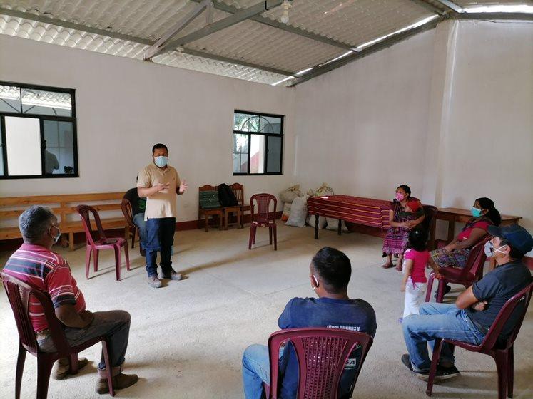 reforestaran las comunidades con 106 mil arboles en 2021 Progreso Latam Guatemala