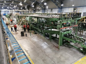 nueva linea de produccion en sacos del atlántico progreso latam