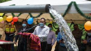planta san gabriel asuncion chivoc perforacion y equipamiento de pozo mecanico de agua progreso guatemala