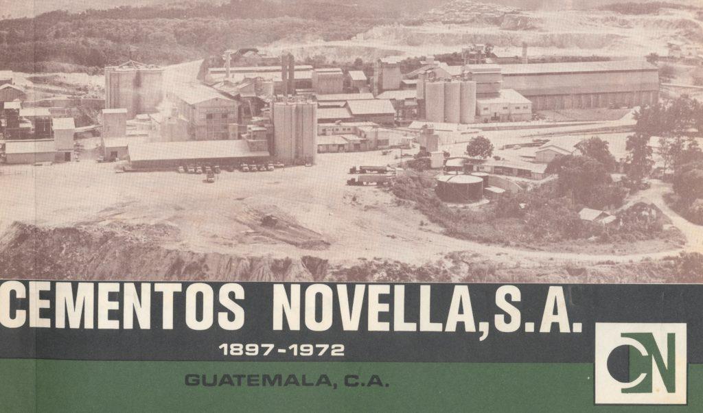 afiche cementos novella guatemala historia de cementos progreso guatemala