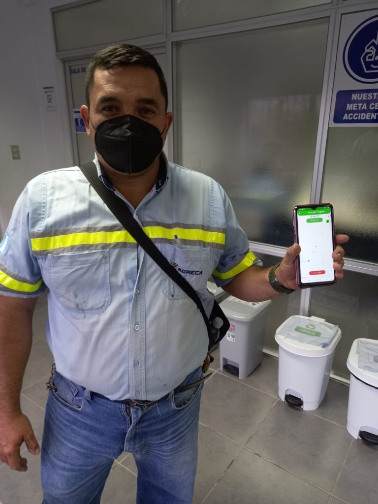 App somos progreso colaboradores guatemala marcaje agrega