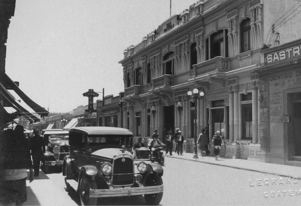 Club Guatemala Fototeca del Museo Carlos F. Novella