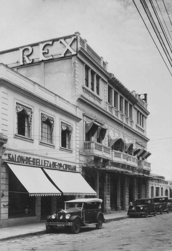 Hotel Rez centro historico zona 1 ciudad de Guatemala centro histórico Fototeca del Museo Carlos F. Novella