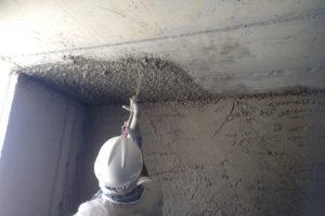 pasos para aplicar un repello con maquina mixto listo cempro cementos progreso latam guatemala