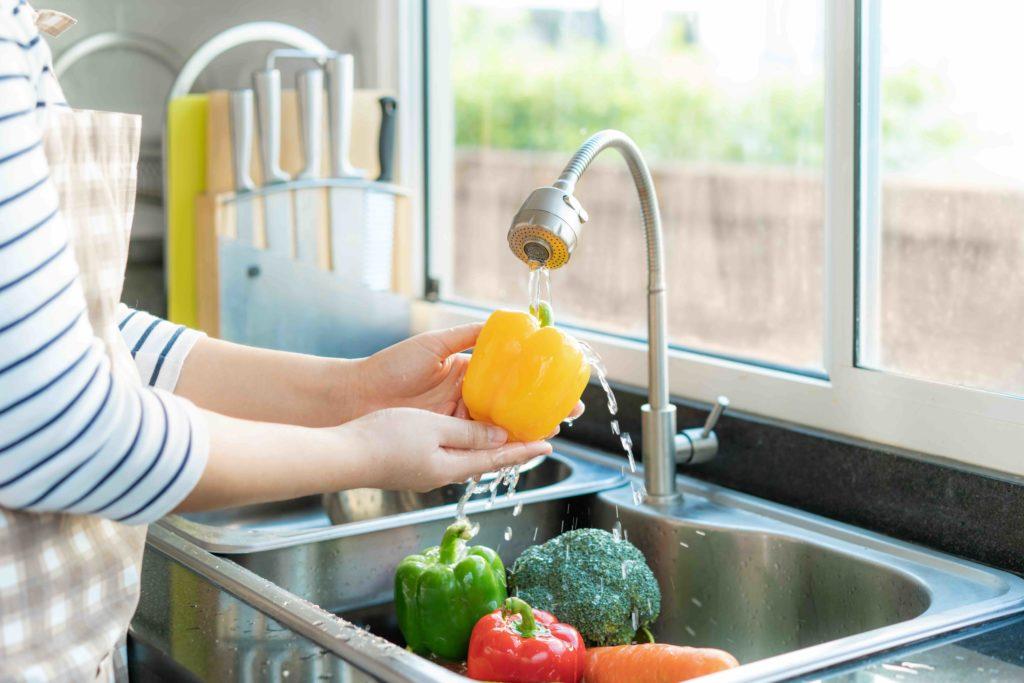 desinfectante de frutas y verduras - 14 usos de la cal
