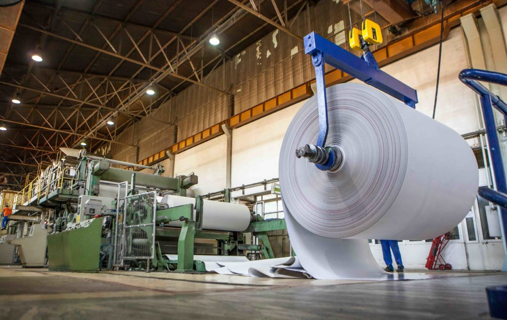 fabricacion de papel - 14 usos de la cal