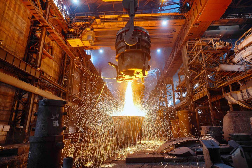 Metalurgia - 14 usos de la cal