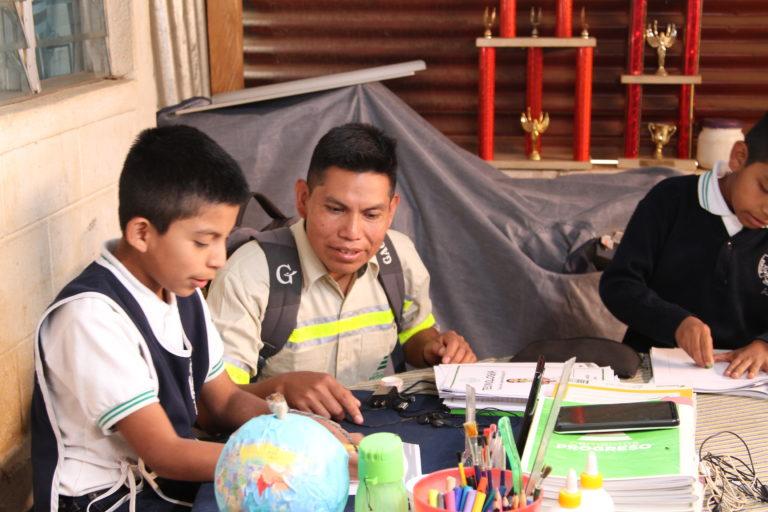 Ramón Iquic Portada Planta san gabriel san juan sacatepequez guatemala programa juntos por tu hogar