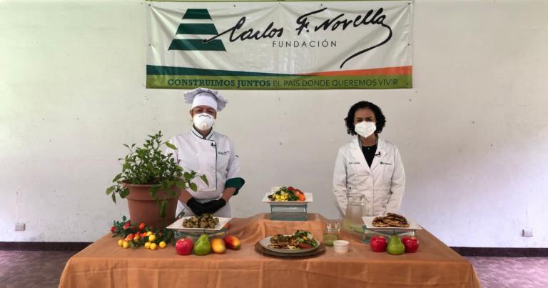 Cocinando en casa - Fundación Carlos F. Novella